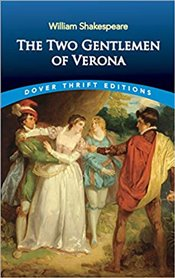 Two Gentlemen of Verona - Shakespeare, William