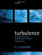 Turbulence : An Introduction for Scientists and Engineers - Davidson, Peter