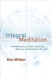 Integral Meditation : Mindfulness as a Way to Grow Up, Wake Up, and Show Up in Your Life - Wilber, Ken