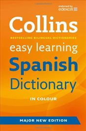 Easy Learning Spanish Dictionary 7e -