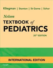 Nelson Textbook of Pediatrics 20e : 2-Volume Set IE - Kliegman, Robert M.