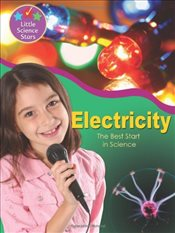 Little Science Stars: Electricity - Twist, Clint