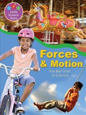 Little Science Stars: Forces & Motion - Twist, Clint