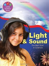 Little Science Stars: Light & Sound - Twist, Clint