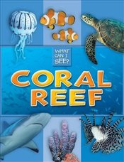 What Can I See?: Coral Reef - Bounty,