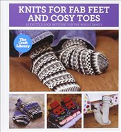 Craft Library: Knits for Fab Feet & Cosy Toes - Tillman, Anna