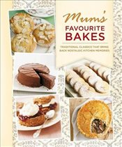 Mums Favourite Bakes - Bounty Books