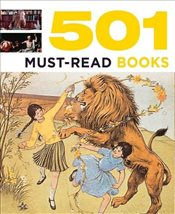 501 Must-Read Books (501 Series) - Bounty,