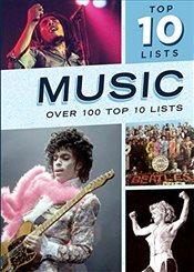 Top Ten Lists: Music (Top Tens) - Harsent, Barney
