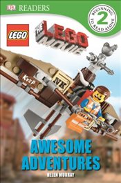 Lego Movie : Awesome Adventures - Murray, Helen