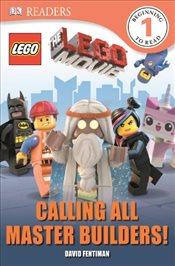 Lego Movie : Calling All Master Builders! - Murray, Helen