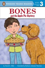 Bones and the Apple Pie Mystery  - Adler, David A.