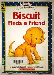 Biscuit Finds a Friend - Capucilli, Alyssa Satin