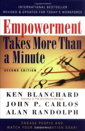 Empowerment Takes More Than a Minute 2e - Blanchard, Ken
