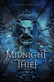 Midnight Thief - Blackburne, Livia