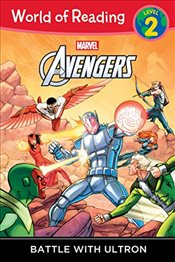 World of Reading: Avengers Battle with Ultron: Level 2 - Marvel Book Group