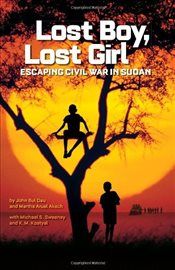 Lost Boy, Lost Girl - Dau, John Bul