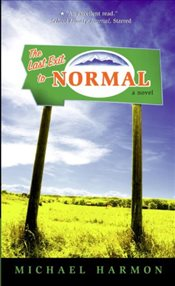 Last Exit to Normal - Harmon, Michael