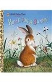 Home for a Bunny (Little Golden Book)(Chinese Edition) - ), Margaret Wise Brown ( MA GE LI TE HUAI SI BU LANG