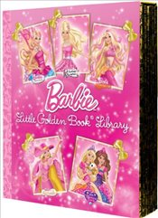 Barbie Little Golden Book Library - Hashimoto, Meika