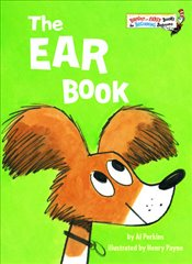 Ear Book (Bright & Early Books for Beginning Beginners) - Perkins, Al