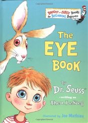 Eye Book (Bright and Early Book) - Dr. Seuss