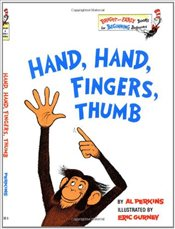 Hand, Hand, Fingers, Thumb (Bright & Early Book) - Perkins, Al