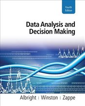 Data Analysis and Decision Making 4E - Albright, Christian S.