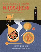 Postcards from Marrakesh - Harris, Andy