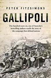 Gallipoli - FitzSimons, Peter