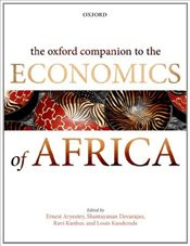 Oxford Companion to the Economics of Africa -