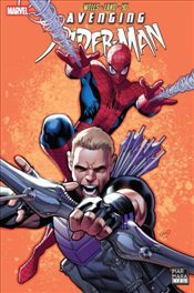 Avenging Spider Man 2 : Hawkeye ve Captain America - Wells - Land - Yu