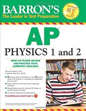Ap Physics 1 and 2 (Barrons Ap Physics B) - Wolf, Jonathan