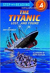 Titanic Lost and Found  - Donnelly, Judy