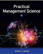 Practical Management Science 5e - Albright, Christian S.