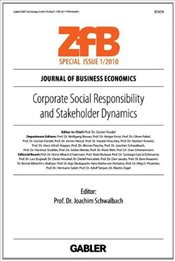 Corporate Social Responsibility and Stakeholder Dynamics - Schwalbach, Joachim