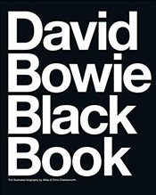 David Bowie Black Book - Miles, Barry