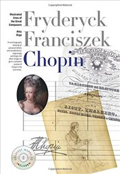 New Illustrated Lives of Great Composers : Chopin   - Orga, Ates