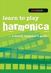 Playbook Learn To Play Harmonica Harm Book -