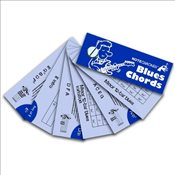 Notecrackers : Blues Guitar Chords Flashcards -