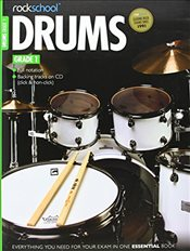 Rockschool Drums : Grade 1 : 2012-2018 -