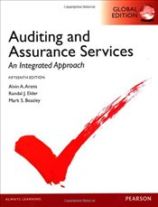 Auditing and Assurance Services 15e PGE : plus MyAccountingLab  - Arens, Alvin