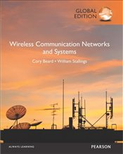 Wireless Communication Networks and Systems GE - Stallings, William