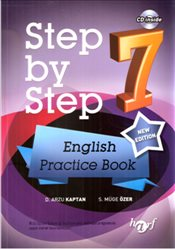 Step By Step : 7. Sınıf English Pratice Book Cd İlaveli - Kaptan, Arzu D.