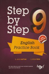 Step by Step : English Pratice Book 9  - Kaptan, Arzu D.