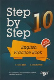Step by Step : English Pratice Book 10 - Kaptan, Arzu D.