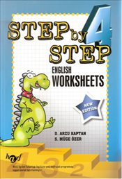 Step By Step : 4. Sınıf English Worksheets - Kaptan, Arzu D.