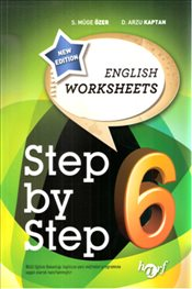 Step By Step :  6. Sınıf English Worksheets - Kaptan, Arzu D.