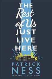 Rest of Us Just Live Here - Ness, Patrick