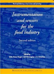 Instrumentation and Sensors for the Food Industry (Woodhead Publishing Series in Food Science, Techn - Kress-Rogers, Erika